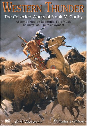 Western Thunder - The Collected Works of Frank McCarthy DVD Image
