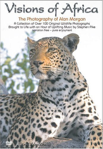 Visions Of Africa: The Photography Of Alan Morgan DVD Image