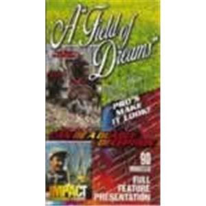 A Field of Dreams (Turkey Hunting) [VHS] DVD Image