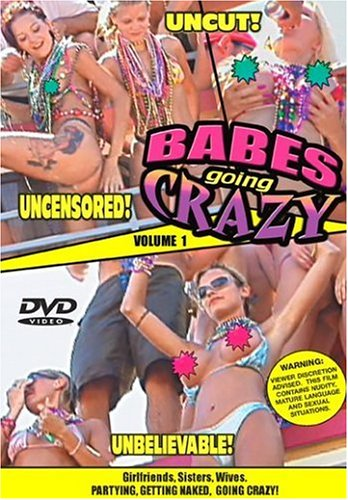 Babes Going Crazy DVD Image