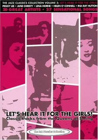 Let's Hear It for the Girls DVD Image