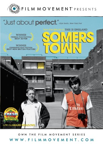 Somers Town DVD Image