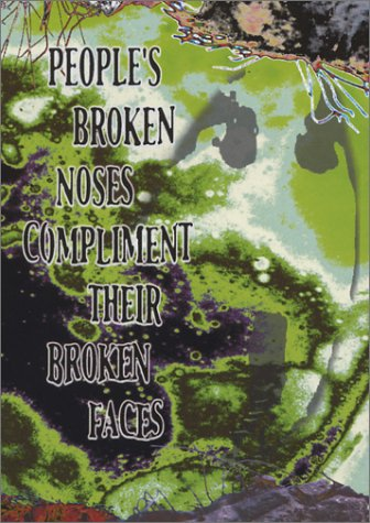 People's Broken Noses Compliment Their Broken Faces: Shitter / Tretmikaria Trilobite / Mr. Blast / Gamut Of Now Destroy / ... DVD Image