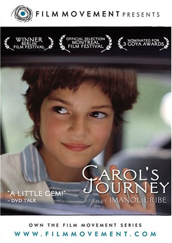 Carol's Journey (Film Movement/ Dist. by Repnet) DVD Image