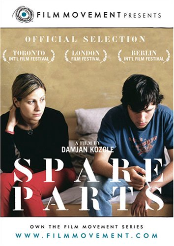 Spare Parts DVD Image