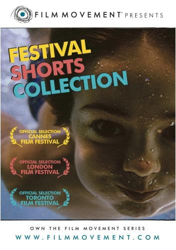 Festival Shorts Collection DVD Image