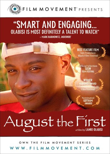 August the First DVD Image