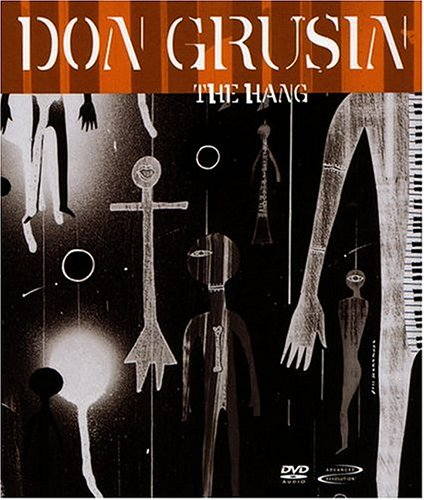 Don Grusin: The Hang (Audio-Only DVD) DVD Image