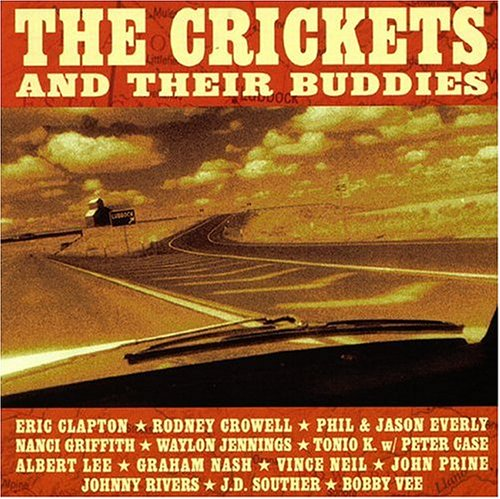 Crickets & Their Buddies (Audio-Only DVD) DVD Image