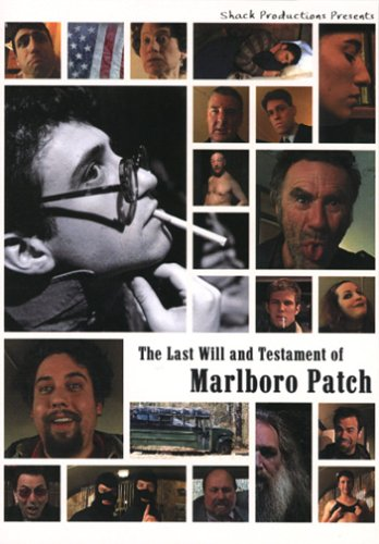 Last Will And Testament Of Marlboro Patch DVD Image