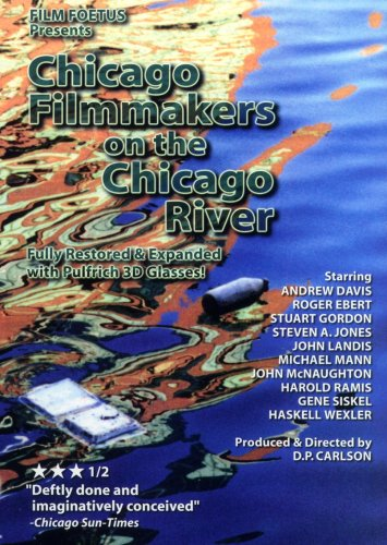 Chicago Filmmakers on the Chicago River DVD Image