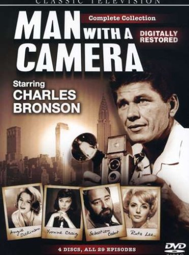 Man with a Camera: Complete Collection DVD Image