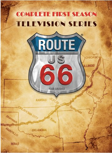Route 66 - The Complete First Season DVD Image