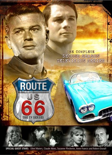 Route 66 - The Complete Second Season DVD Image