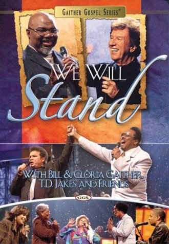 We Will Stand DVD Image