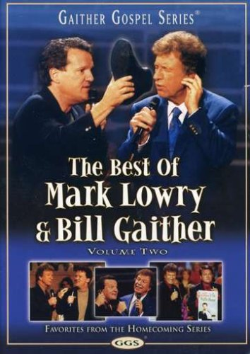 Gaither Gospel Series: Best Of Mark Lowry And Bill Gaither #2 DVD Image