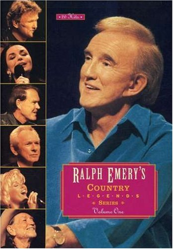 Ralph Emery's Country Legends, Vol. 1 DVD Image