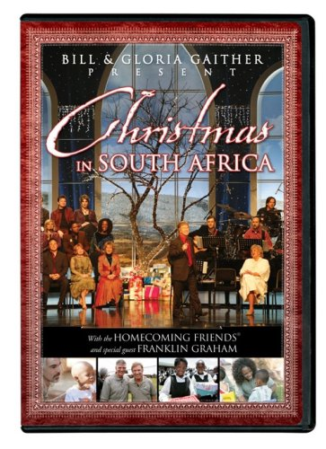 Christmas in South Africa DVD Image