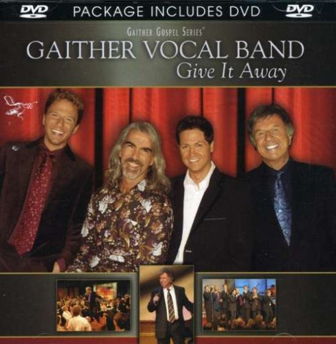 Give It Away DVD Image