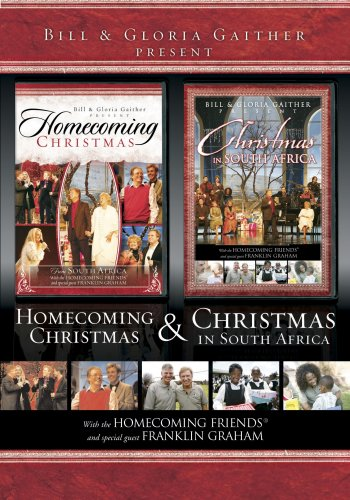 Bill & Gloria Gaither And Their Homecoming Friends: Homecoming Christmas / Christmas In South Africa DVD Image