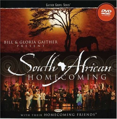 South African Homecoming DVD Image