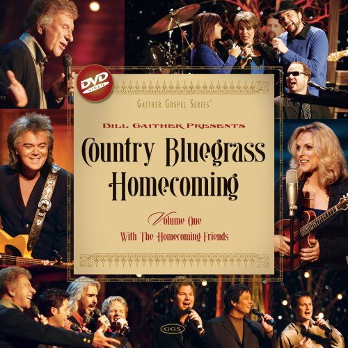 Bill Gaither Presents: Country Bluegrass Homecoming, Vol. 1 DVD Image