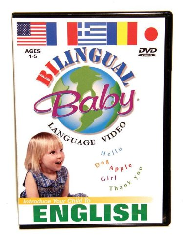 Bilingual Baby: English DVD Image