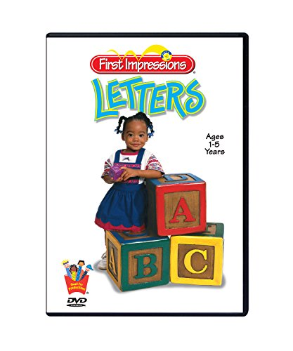 Baby's First Impressions: Letters DVD Image
