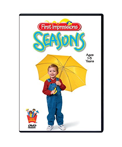 Baby's First Impressions: Seasons DVD Image