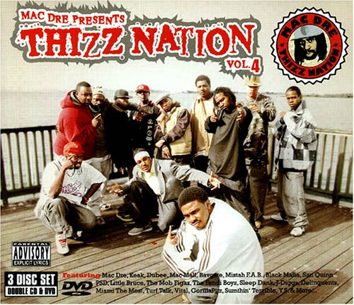 Thizz Nation, Vol. 4 DVD Image