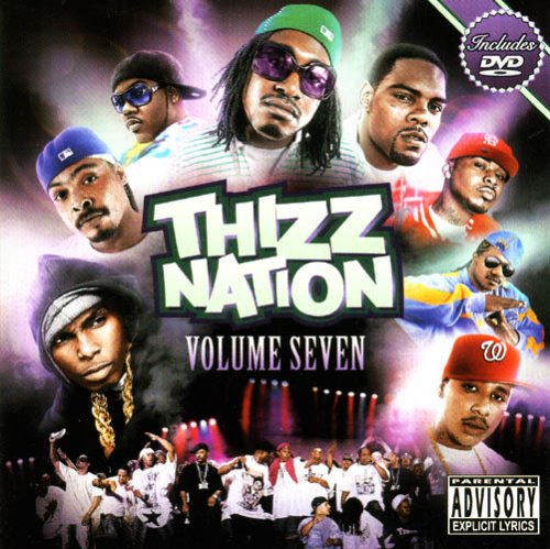 Thizz Nation, Vol. 7 DVD Image