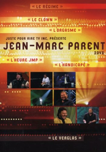 Jean-Marc Parent (2-Disc) DVD Image
