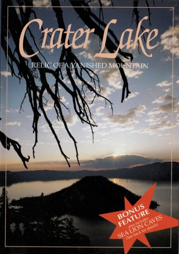 Crater Lake: Relic of a Vanished Mountain DVD Image
