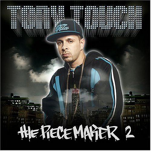 Tony Touch: Piece Maker II (DVD/CD Combo) DVD Image