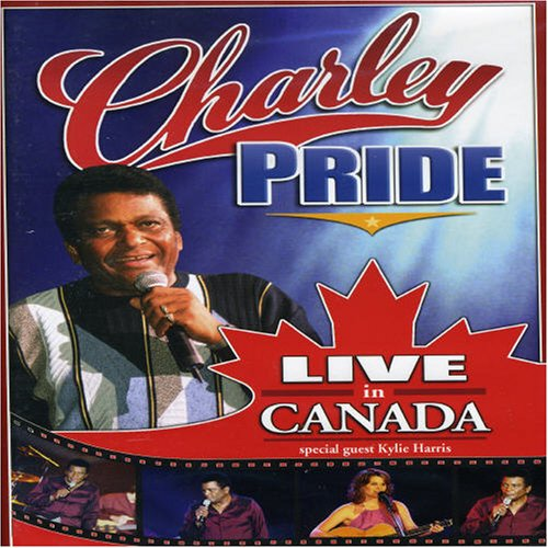 Charley Pride: Live In Canada DVD Image
