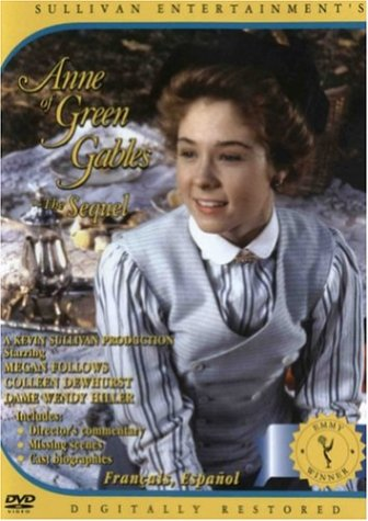 Anne Of Green Gables: The Sequel (Sullivan Entertainment) DVD Image