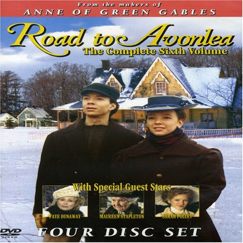 Road to Avonlea Season 6 - Spin-off from Anne of Green Gables DVD Image