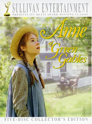 Anne of Green Gables: The Collection DVD Image