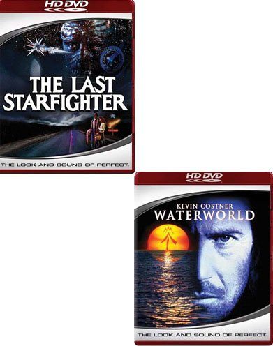 The Last Starfighter (HD DVD) / Waterworld (HD DVD) (2 Pack) DVD Image