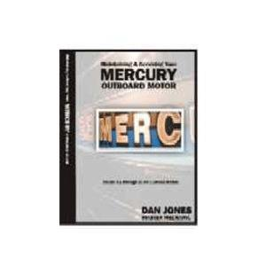 Maintaining and Servicing Your Mercury Outboard Motor DVD Image