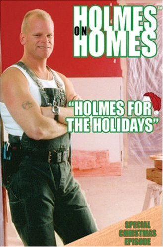 Holmes On Homes: Holmes For The Holidays DVD Image