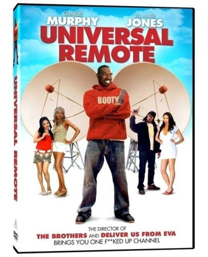 Universal Remote DVD Image