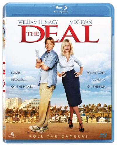 Deal (2008 w/ William H. Macy/ Blu-ray) DVD Image