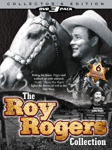 Roy Rogers Collection (Madacy/ 3-Disc) DVD Image