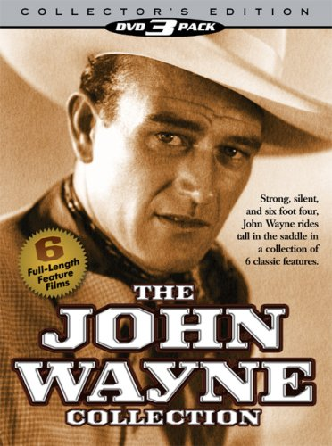 John Wayne Collection (Madacy/ 3-Disc): Paradise Canyon / Rainbow Valley / West Of The Divide / Texas Terror / ... DVD Image