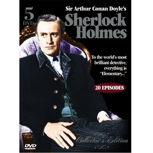 Sherlock Holmes (1954/ Madacy/ 5-Disc Collector's Edition) DVD Image