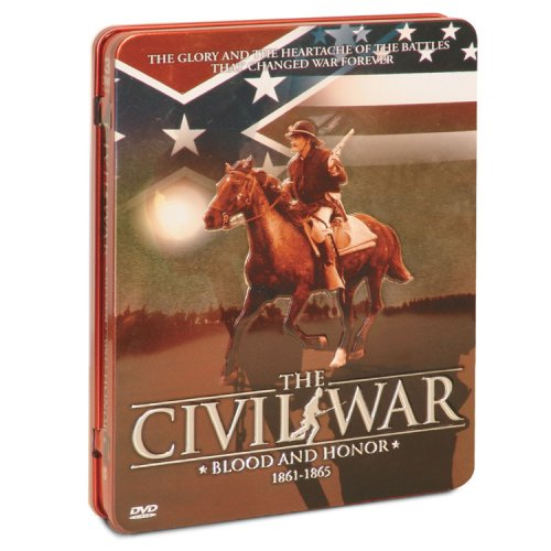 Civil War: Blood And Honor (3-Disc) DVD Image