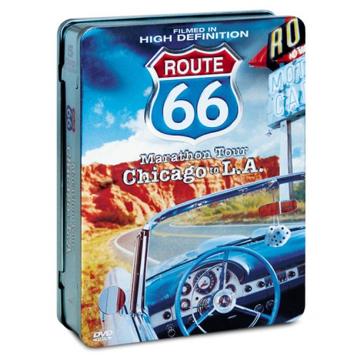 Route 66: Marathon Tour: Chicago To LA (5-Disc Tin) DVD Image