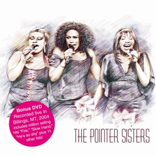 Pointer Sisters: The Collection (DVD/CD Combo) DVD Image