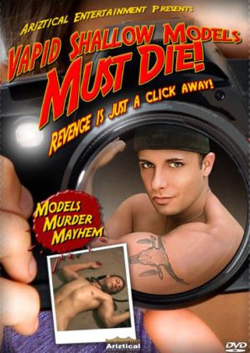 Vapid Shallow Models Must Die! DVD Image